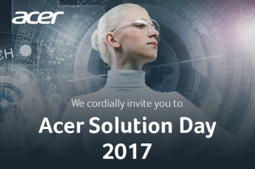Acer Indonesia Siap Gelar Acer Solution Day 2017