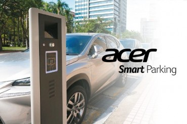 Acer ITS Smart Parking Solution Raih Penghargaan Global Excellence Award