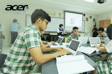 Dukung Blended Learning, IPEKA INTEGRATED Christian School Pilih Acer Chromebook