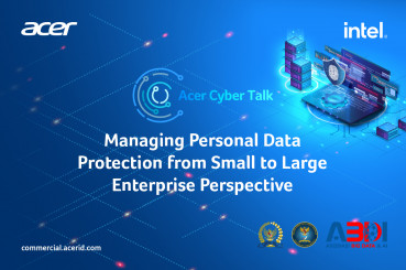"""Ikuti Webinar """"Managing Personal Data Protection from Small to Large Enterprise Perspective"""""""