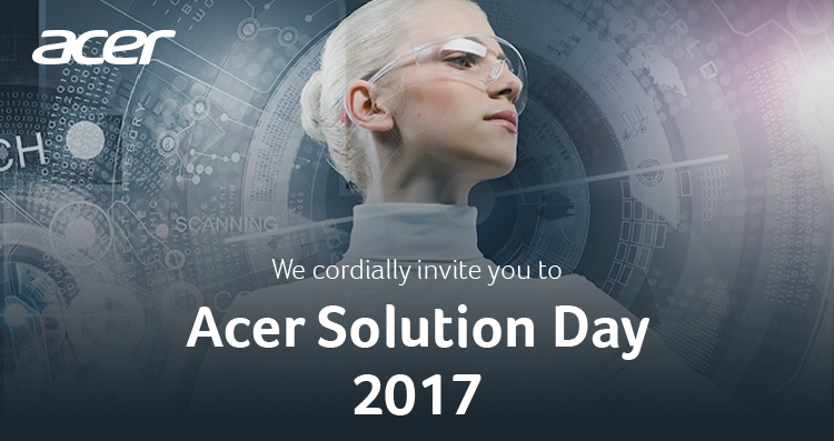 Acer Solution Day 2017